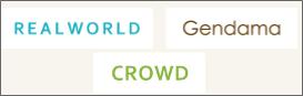 CROWDは、げん玉と同じポイントが使える