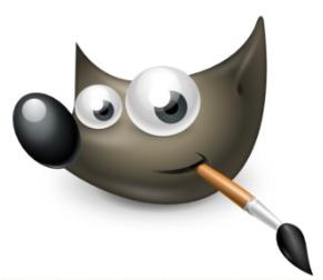 無料で、JPGファイルの編集、作成ができるGIMP。